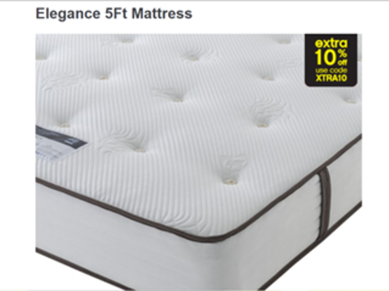 *MEGA MATTRESS & BED SALE* WITH EX-DISPLAY CARPET RIGHT COMPLETE BEDS, MATTRESSES, HEADBOARDS & HUGE RANGE OF REFURBISHED NECTAR MATTRESSES