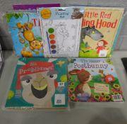 QTY OF CHILDRENS BOOKS