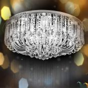 Marks 1-Light LED Flush Mount - RRP £349.99