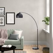 Bonita 174cm Arched Floor Lamp - RRP £124.99