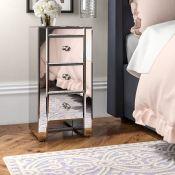 Bornstein Bedside Table - RRP £134.75