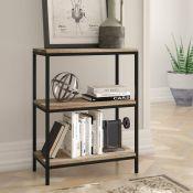 Alamo 3 Tier Bookcase - RRP £109.99