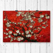 Almond Blossom Tree' by Vincent Van Gogh Painting Print - RRP £22.99
