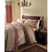 Kashmir Easy Care Bedspread - RRP £29.99