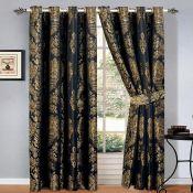 Bolen Eyelet Room Darkening Curtains - RRP £55.99