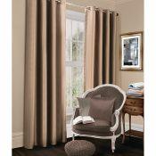 Burch Grommet Eyelet Room Darkening Thermal Curtains - RRP £61.68