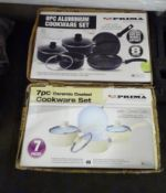 X2 COOKWARE SETS