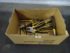BOX OF 10 LG PLIERS