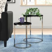 Donna 2 Piece Nest of Tables - RRP £99.99