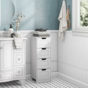 Vida 30 x 81cm Free Standing Cabinet - RRP £79.99