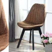 Ziolkowski Upholstered Dining Chair (Set of 4) - RRP £239.99