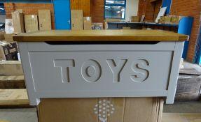 Amelia Toy Box - RRP £217.99