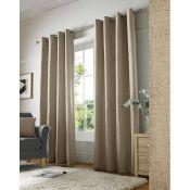 Bergman Eyelet Room Darkening Curtains - RRP £69.99