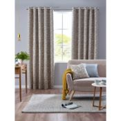 Bridgham Eyelet Room Darkening Curtains - RRP £108.99