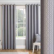 Landau Eyelet Room Darkening Thermal Curtains - RRP £64.99