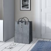 Felt Laundry Basket - RRP £61.99