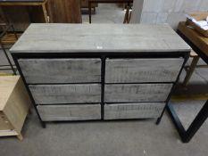Lenox Sideboard - RRP £650.00 (top has a few marks)