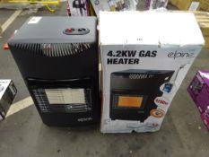 4.2KW GAS HEATER