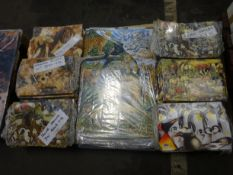PALLET OF VARIOUS ANIMAL A4 DESIGN FOLDERS & WRAPPING PAPER