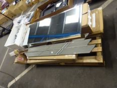 PALLET OF WAYFAIR FURNITURE (MAINLY DAMAGED OR INCOMPLETE)