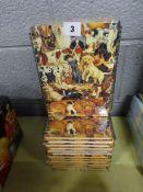 18 DOG NOTE BOOKS