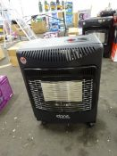 SMALL GAS HEATER