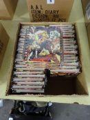 BOX OF 48 HORSE DESIGN POCKET SIZE ADDRESS BOOKS
