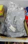 BOX OF 7 NEW BRAVE SOUL GREY JUMPERS (SIZES XS/S)