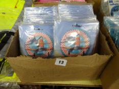 BOX OF100 DISNEY PLANES FOIL BALLOONS