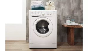 Indesit EcoTime IWC71252W 7KG Washing Machine - White - ARGOS RRP £199.99