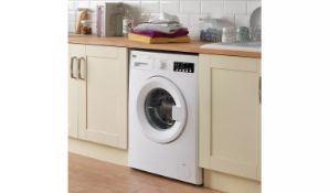 BUSH WMNB712EW 7KG 1200 Spin Washing Machine - White - ARGOS RRP £189.99