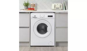 Bush WMDF612W 6KG 1200 Spin Washing Machine - White - ARGOS RRP £179.99