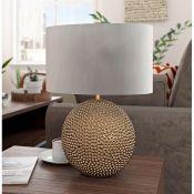 Plutarchos 41cm Table Lamp - RRP £49.99