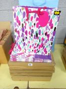APPROX 40 LG SPLODGE GIFT BAGS