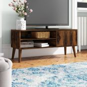 """Bliss TV Stand for TVs up to 43"""" - RRP £97.99"""