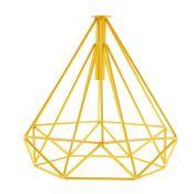 Retro 25cm Metal Bell Pendant Shade - RRP £15.99