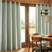 Acorn Cup Eyelet Room Darkening Curtains - RRP £158.50