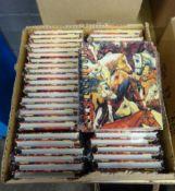 BOX OF 46 HORSE DESIGN SM ADDRESS BOOKS