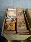 BOX OF 90 WILD PLAINES OF AFRICA NOTE CARDS