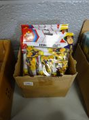 X10 PACKS OF 8 FIREMAN SAM BLOW OUTS