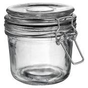 x18 Glass 350ml Storage Jar - RRP £11.99