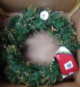 Berries 61cm Artificial Wreath