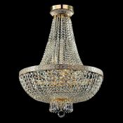 Courson 8-Light Empire Chandelier - RRP £659.99