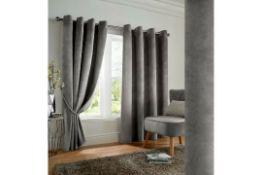 Cristina Eyelet Blackout Thermal Curtains - RRP £38.99