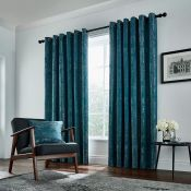 Roma Grommet Room Darkening Curtains - RRP £170.00