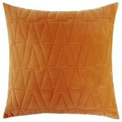 Luxury Quilted Cushion Cover - RRP £16.99 COVER ONLY