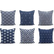 Aelia Cushion Cover (Set of 6) - RRP £35.99 COVER ONLY