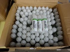 BOX APPROX 100 60MLHAND SANITISER