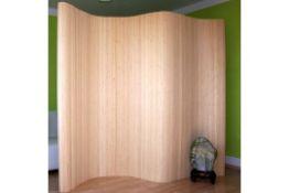 Innsbruck 1 Panel Room Divider - RRP £106.99