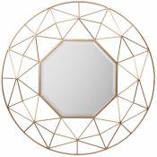 Cassano Accent Mirror - RRP £130.00